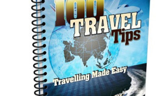 I will give You 100 tips for travel You might not know