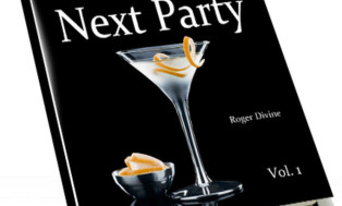 I will send you my ebook 101 Trendiest drinks For Your Next Party