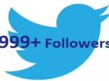I will send you 999 twitter followers