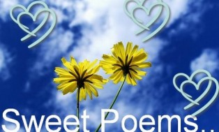 I can write a sweet poem especially for YOUR sweetheart